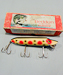 Heddon Musky Vamp Minnow Lure in Down Bass Box