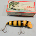 Heddon Zig Wag Minnow Lure in Box