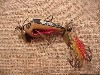 Antique Fishing Lure, the Oscar Peterson Musky Minnow