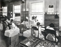 Heddon Antique Lure Factory