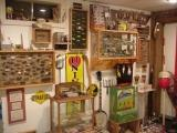 Antique Fishing Lure Room