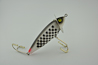 Heddon Dowagiac Indy Checkered Flag 210 Spook Lure