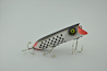 Heddon Dowagiac Indy Checkered Lucky 13 Spook Lure
