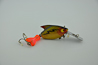 Heddon Dowagiac Fire Tail Sonic Spook Fishing Lure Perch Color