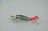 Heddon Dowagiac Fire Tail Sonic Spook Fishing Lure Top View